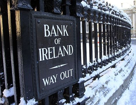 the irish financial crisis was both Let us start by looking at the path of both euro area and irish economies in the past 10 years  after the financial crisis,.