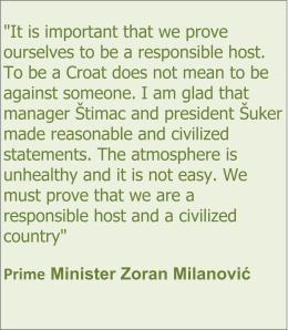 CroatSerb blog quote PM