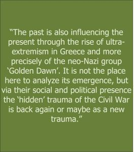 Greece blog Golden Dawn quote