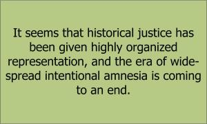 Spanish D2_1 blog historical justice quote